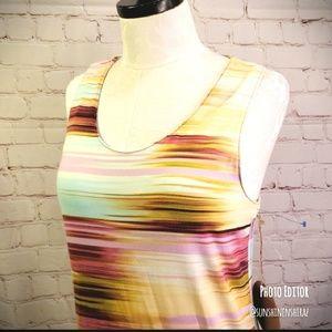 ✴CCO✴ ■Dakini■ (L) Striped Tank Dress